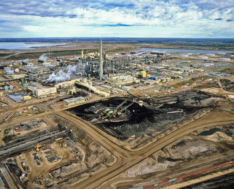 Tar Sands: The True Price of Petroleum - A True Killing Machine! | Canada's Prime Minister Stephen Harper | Scoop.it