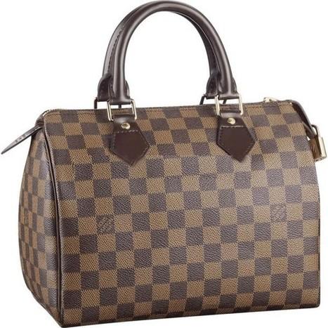Louis Vuitton Outlet Speedy Damier Ebene Canvas N41532 Handbags For Sale,70% Off | Louis Vuitton Outlet Online Reviews | Scoop.it