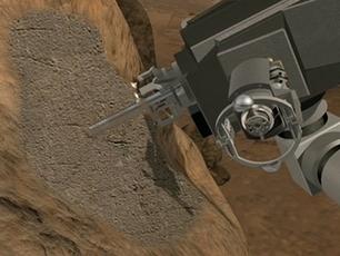 La foreuse de Curiosity pose problème ! | Mars curiosity | Scoop.it