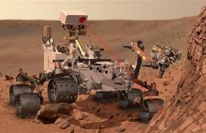 Curiosity, ¿prueba definitiva de vida en Marte?   CAU   Scoop.it