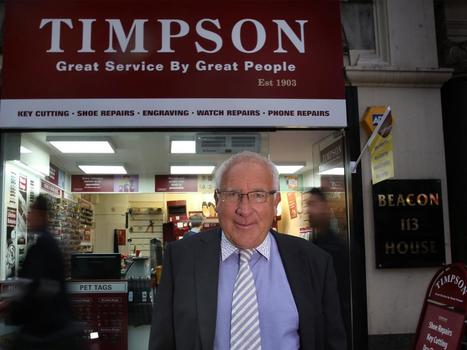 John Timpson: 'All the great retailers know their customers. Does M&S?' | #ECON3 | Scoop.it