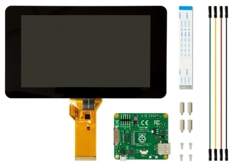 Raspberry Pi Seven-Inch Touchscreen Now Available For $60 - Tech Times | Arduino, Netduino, Rasperry Pi! | Scoop.it