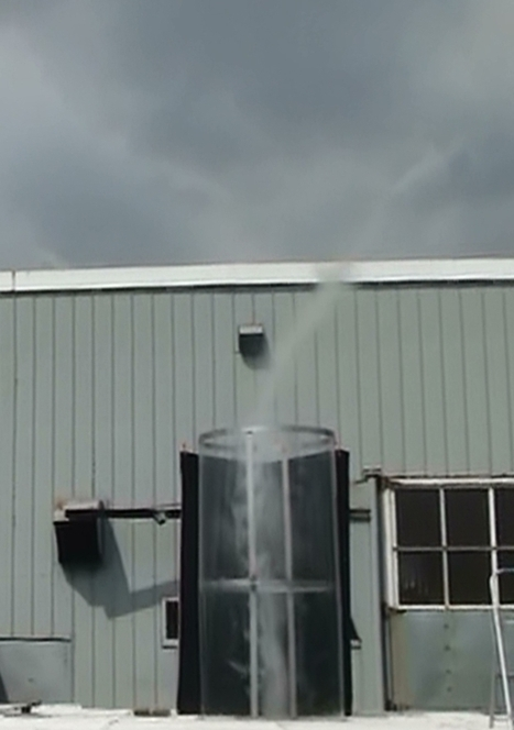 Using Tornadoes For Good, Not Evil — Green Energy | Sustain Our Earth | Scoop.it