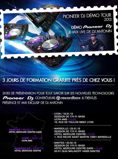 Pioneer DJ Démo Tour | DJ and Go | Scoop.it