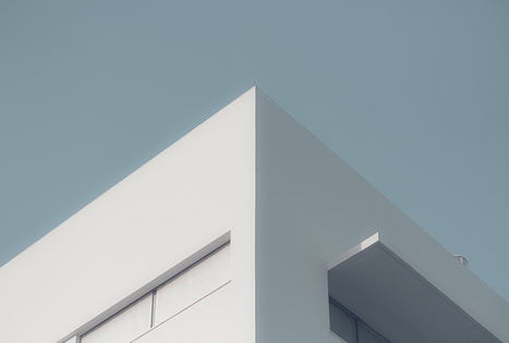 Nuno Andrade Captures Minimal Pastel Architecture Photos | Photography News Journal | Scoop.it