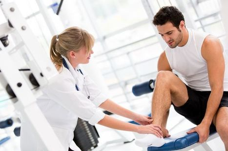 10 Common Sports Injuries Seen in Sports Medicine | Top 10 Trends | Scoop.it