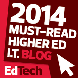 The 2014 Dean's List: 50 Must-Read Higher Education Technology Blogs | :: The 4th Era :: | Scoop.it