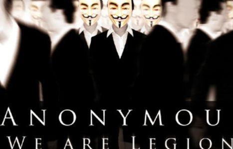 De nombreux Anonymous arrêtés par le FBI | vie privée et vie publique sur internet | Scoop.it