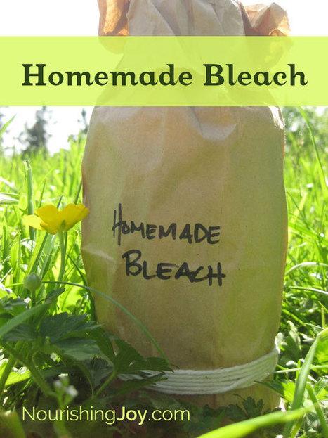 Homemade Bleach   Aromatherapy plus   Scoop.it