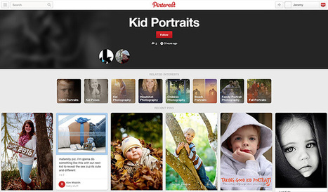 Pinterest just became more Pinteresting. | Jeremy Cowart | Fotomarketing | Scoop.it