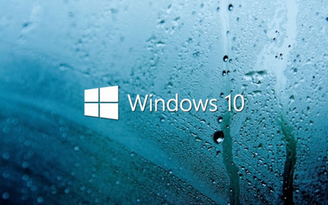 Windows 10 permettra l'identification biométrique comme sur l'iPhone | Mobile technology & Digital business | Scoop.it