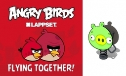Angry Birds come to the playgrounds | Finland | Scoop.it