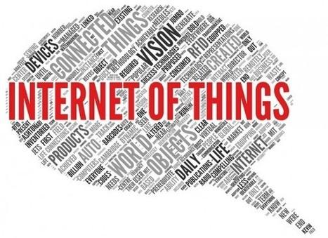 'The internet of things' bestaat wel degelijk! - Frankwatching   Achtergrondartikelen   Scoop.it