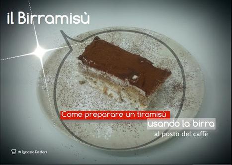 """Il Blog del Zia Kasteel's: """" Il Birramisù """" Il Tiramisù preparato con la Birra   Cucinare con la birra   Scoop.it"""
