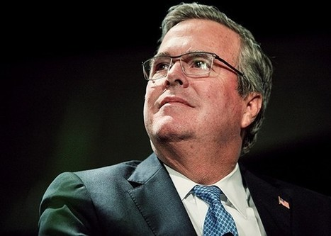 Why a Jeb Bush Presidential Run Would Be Hard on the GOP   Government and Economics   Scoop.it