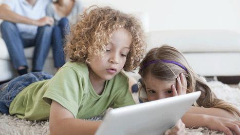 El iPad Sigue Siendo el Dispositivo Estrella Entre los Niños | I didn't know it was impossible.. and I did it :-) - No sabia que era imposible.. y lo hice :-) | Scoop.it