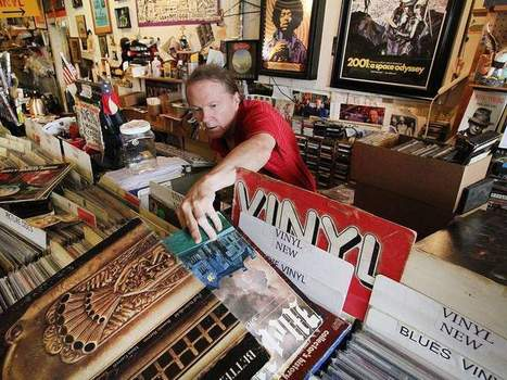 Music lovers spark resurgence of vinyl records - Daytona Beach News-Journal | Collecting Vinyl Records | Scoop.it