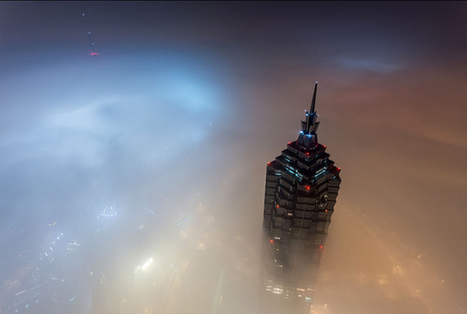 Shanghai high: 'Skywalkers' use the force to scale world's 2nd-tallest tower (PHOTOS, VIDEO) | Sheer Talent Videos | Scoop.it