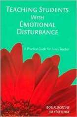 For Teachers | Special Education: Emotional Disturbances | Scoop.it