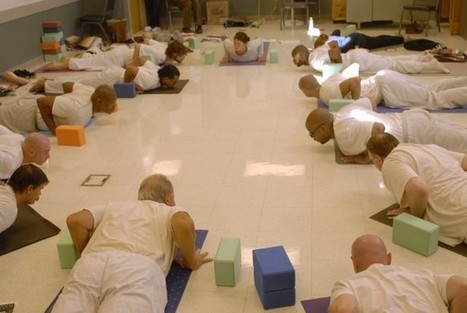 How an innovative jail yoga program helped inmates improve their parenting | Library@CSNSW | Scoop.it