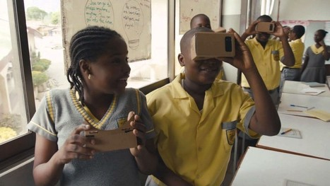 A vision for The Future of (Virtual) Learning | Augmented Reality & VR Tools and News | Scoop.it