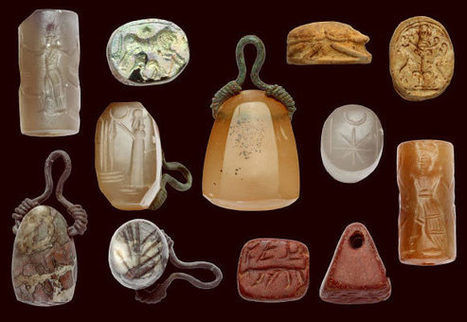 German Archaeologists Find 600 Ancient Seals, Amulets in Turkey ... | Ancient Origins of Science | Scoop.it