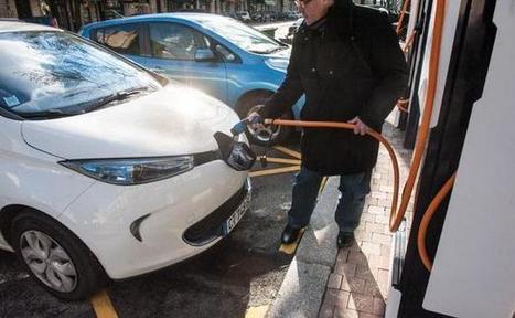 Du nouveau pour les véhicules électriques à Bordeaux : Deux bornes de recharge rapide | Bornes de charges électriques EVTRONIC | Scoop.it