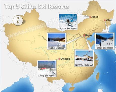 Top 5 des stations de ski de Chine | Montania sphère | Scoop.it
