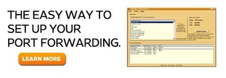 Free Help Forwarding Ports | Geek Gurl Grinds | Scoop.it