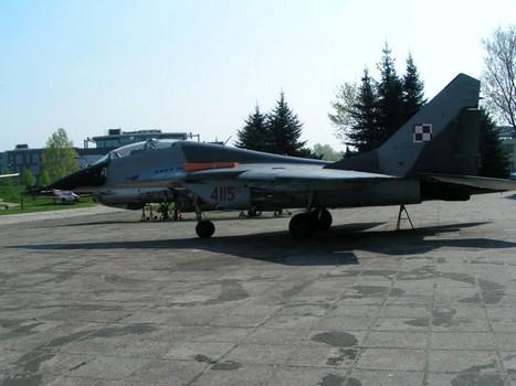 MiG-29 – WalkAround | History Around the Net | Scoop.it