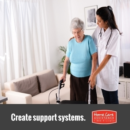 Dealing with Elderly Parkinson's Diagnosis | Home Care Assistance of Grand Rapids | Scoop.it