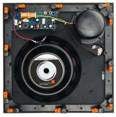Dali Phanthom H-120 : qui a dit « faut pas être trop gros » pour être un haut-parleur encastrable ?   ON-TopAudio   Scoop.it