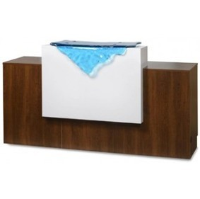 Salon Reception Desk | salon furniture | Scoop.it
