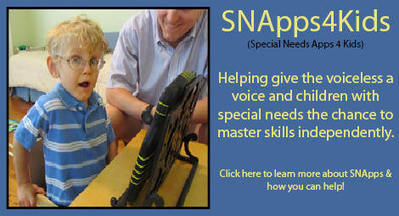 Special Needs Apps for Kids | Special Education Apps | Therapy Apps | Partnering Parents Just Want to Know | Scoop.it
