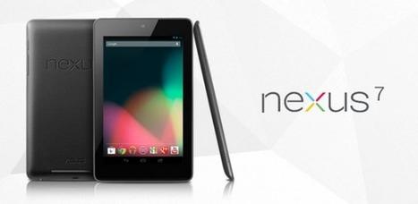 Nexus 7, la tablet de 7 pulgadas de Google y Asus ya es oficial | Mobile Technology | Scoop.it