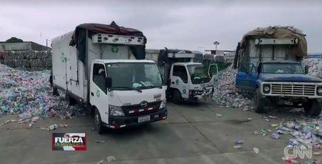 Ecuador encuentra dinero en la basura: la innovación del reciclaje | Las Perspectivas Latinas | Scoop.it