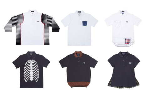 Fred Perry 60th Anniversary Collaborations for Dover Street Market Ginza | COMME des | Scoop.it