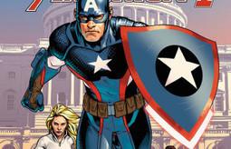 COMICS: Captain America To Return in Steve Rogers Captain America #1 | Books Related | Scoop.it