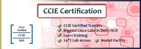 CCIE Training in Gurgaon | Best CCIE Institute in Delhi NCR, India | Networkers Guru | Scoop.it