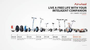 The Quality Of Airwheel Intelligent Personal Transportation Electric Skateboards Stands The Trial. | Press Release | Scoop.it