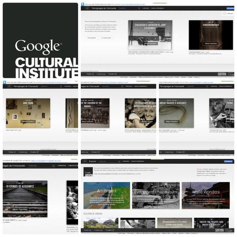 Actu :  Google Cultural Institute | Méli-mélo de Melodie68 | Scoop.it