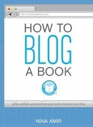From Blog to Book: How Blogging Can Build Your Writer Platform | WritersDigest.com | Journaling Writing Revising Publishing | Scoop.it