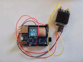 Arduino Yun as a possible Mesh Extender Platform | Arduino progz | Scoop.it