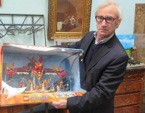 Jouets anciens: Des jouets au profit des enfants de Clocheville   COLLECTION DE JOUETS ANCIENS   Scoop.it