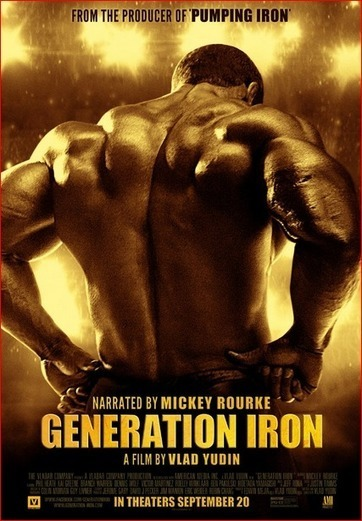Generation Iron (2013) Full HD Movie Download | mine | Scoop.it