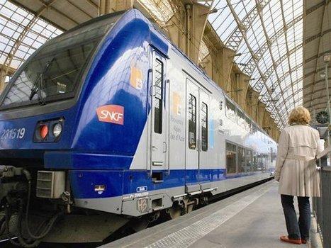 SNCF: des tarifs avantageux et des trains à l'heure - Nice-Matin | Train | Scoop.it