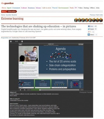 """""""The Technologies That Are Shaking Up Education"""" - including Panopto 