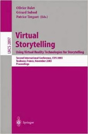 Virtual Storytelling; Using Virtual Reality Technologies for Storytelling | Media Education | Scoop.it