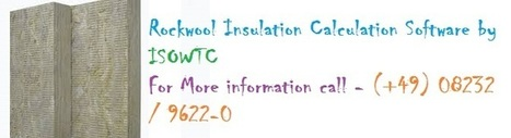 Rockwool Insulation: Best Insulation for Non-Insulated Pipes! | Insulation Calculator | Scoop.it