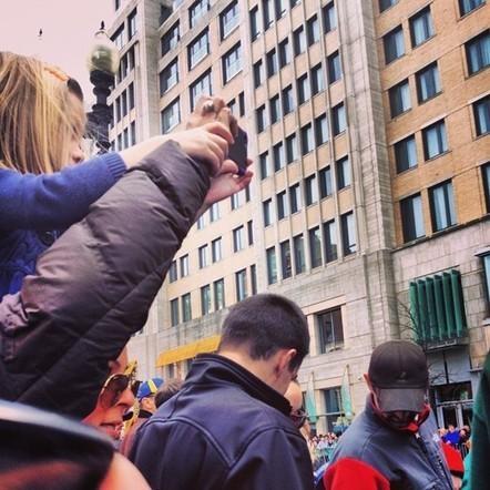 Boston marathon snapshots take on new meaning | Best of Photojournalism | Scoop.it